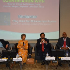 Conversation With YBhg. Tan Sri Dato' Seri Siti Norma Yaakob-1