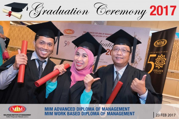 MIM Graduation Ceremony! 2017