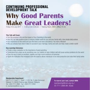 Why Good Parents Make Great Leaders!-210617