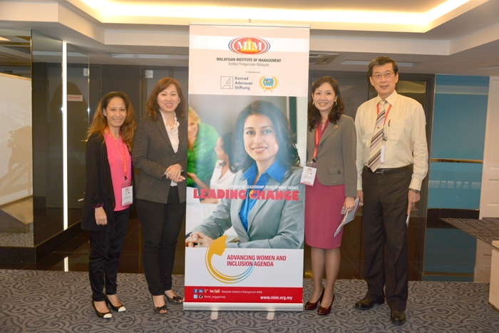 Women In Leadership Workshop -1