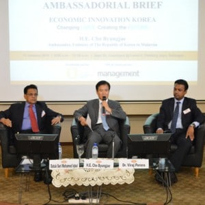 AMBASSADORIAL BRIEF-ECONOMIC INNOVATION KOREA-3