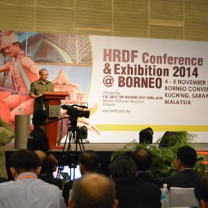 HRDF Conference & Exhibition 2014 - Innovative Workforce-2