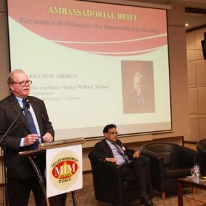 MIM-Ambassadorial Brief -Germany and Malaysia -1