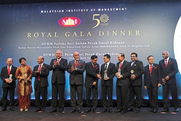Five M'sians honoured with leadership excellence award – The Star (21/4/2016)