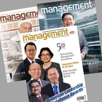 Management magazine