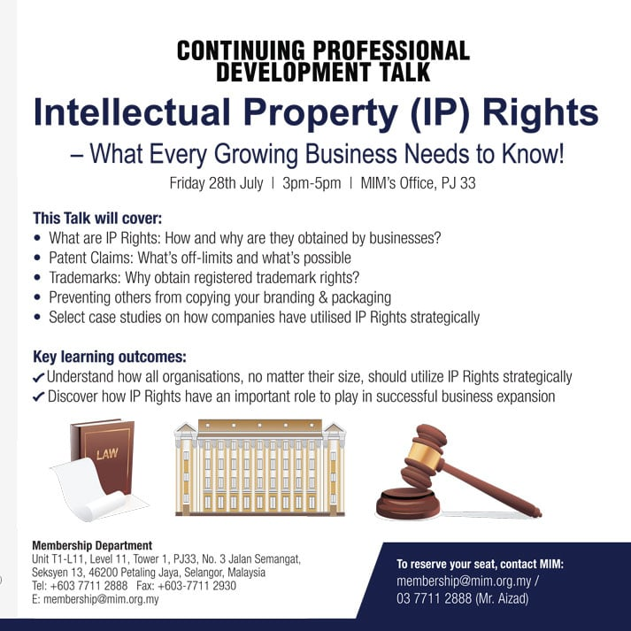 Intellectual Property (IP) Rights - 220617